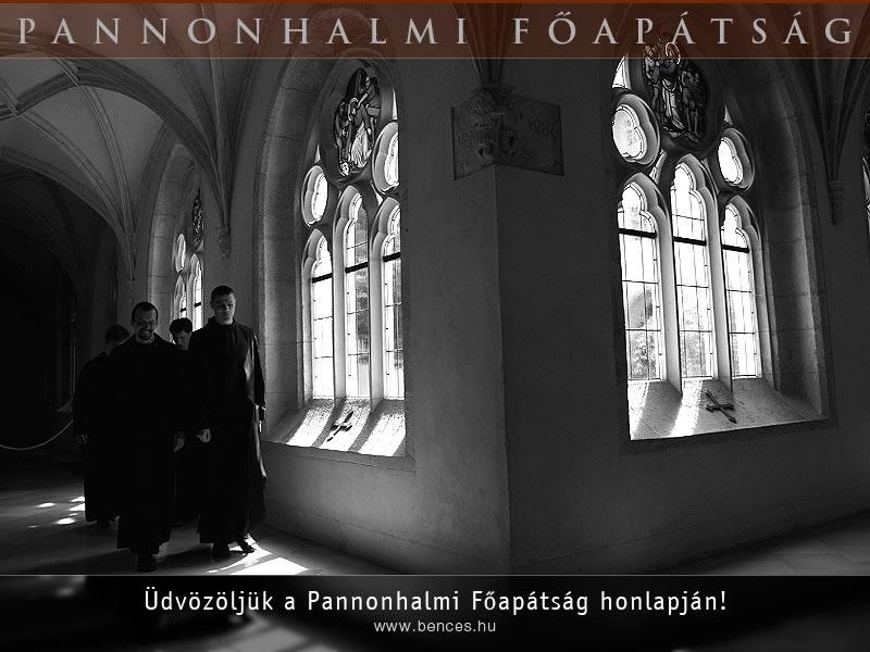 Pannonhalmi Bencés Főapátság weboldalkészítés
