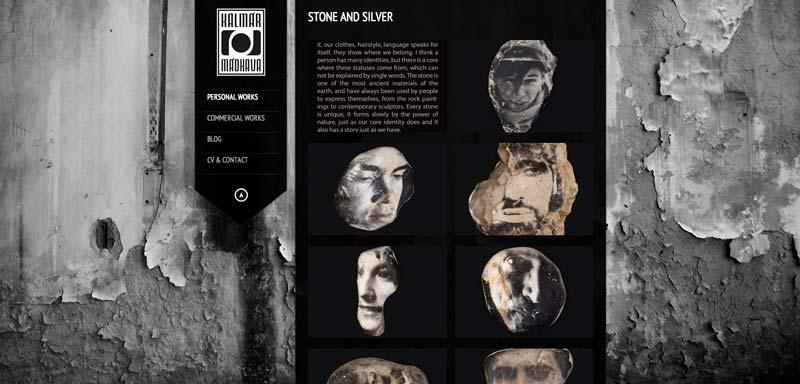 weboldalkészítés Kalmár Bence Mádhava fotográfus