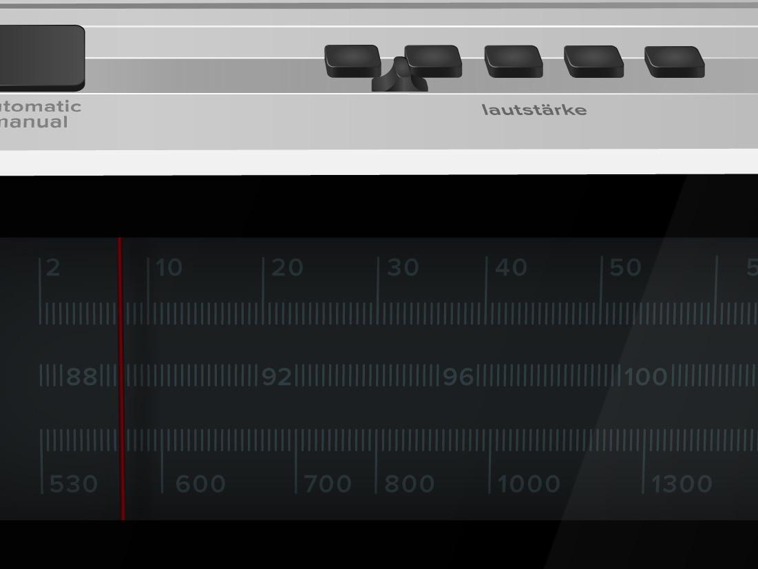 Blaupunkt mega clock 2000 rádiós óra illusztráció