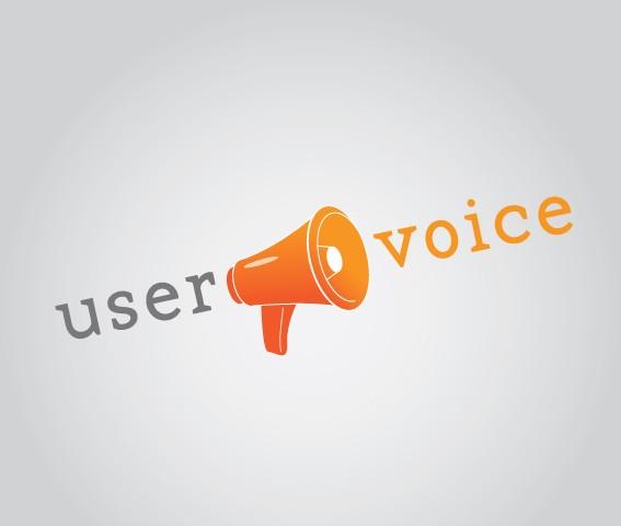 Uservoice logótervezés